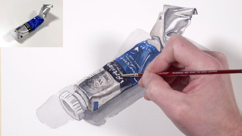 Adding the finishing touches