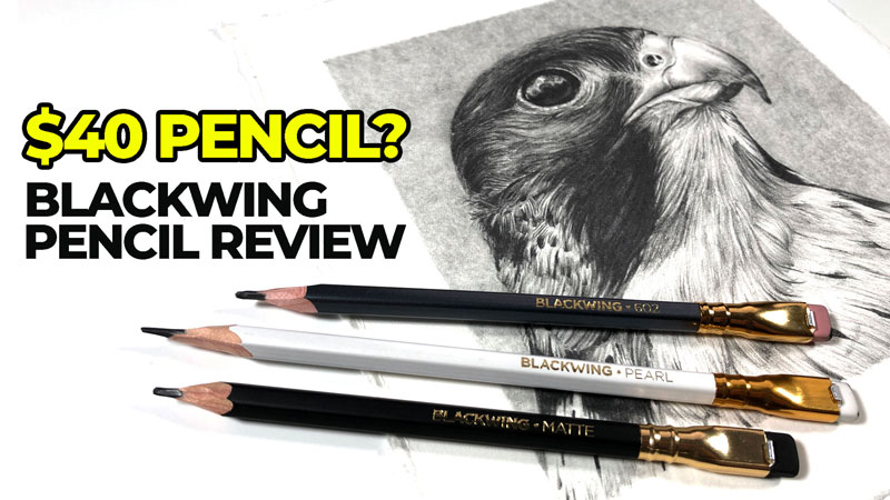 Blackwing Pencil Review
