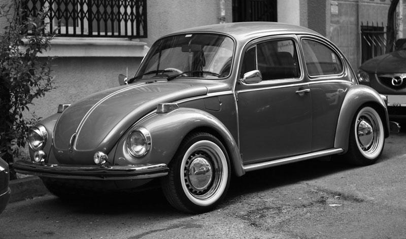 VW Bug reference image