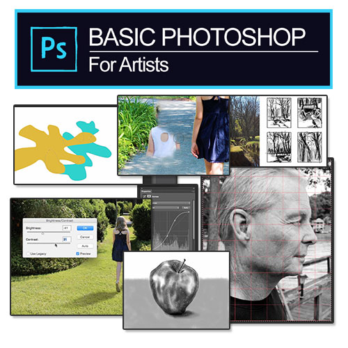 Basic Photoshop for Artists