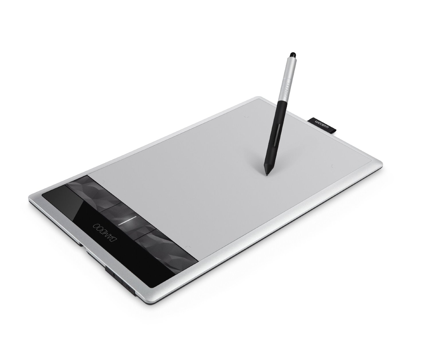 Bamboo tablet for digital painting