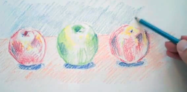 Drawing With Watercolor Pencils
