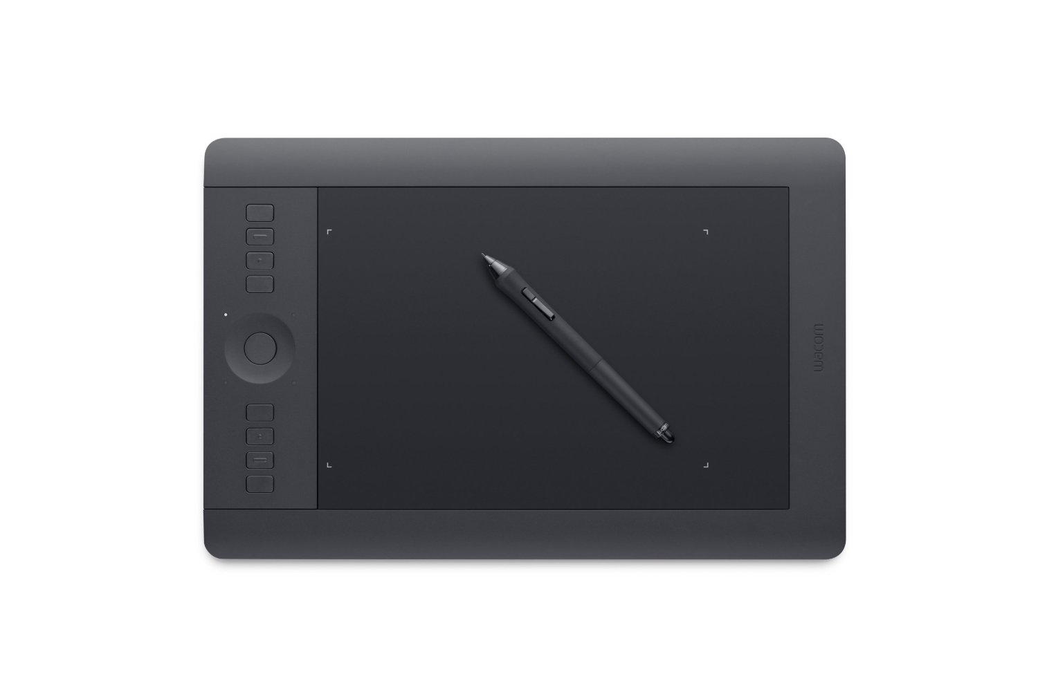 Intuos tablet for digital painting