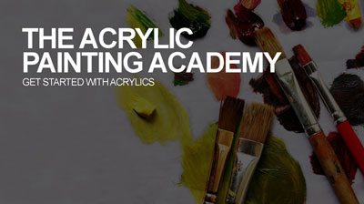 Acrylic Painting Course