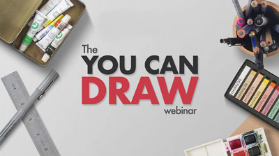 You can draw - A how to draw webinar