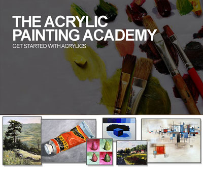 The Acrylic Painting Academy