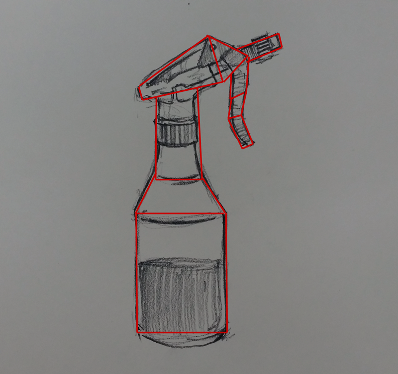 Scribble Drawing Of Objects : How to draw faster tips improve drawing speed