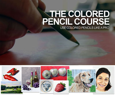 The Colored Pencil Course