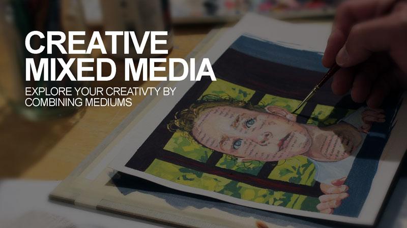 Mixed Media Course