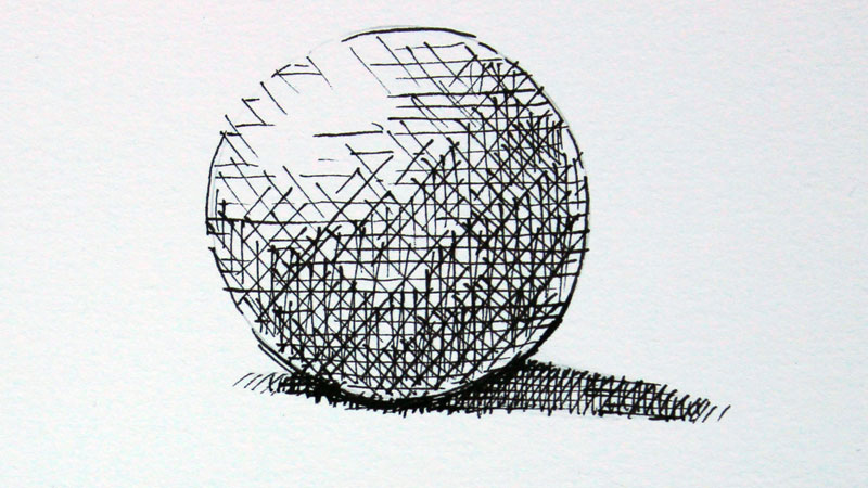 Drawing Lines Definition : Basic pen and ink techniques
