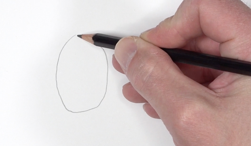 Drawing a circle with your wrist