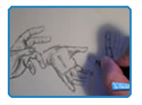 drawing hands-drawing lessons
