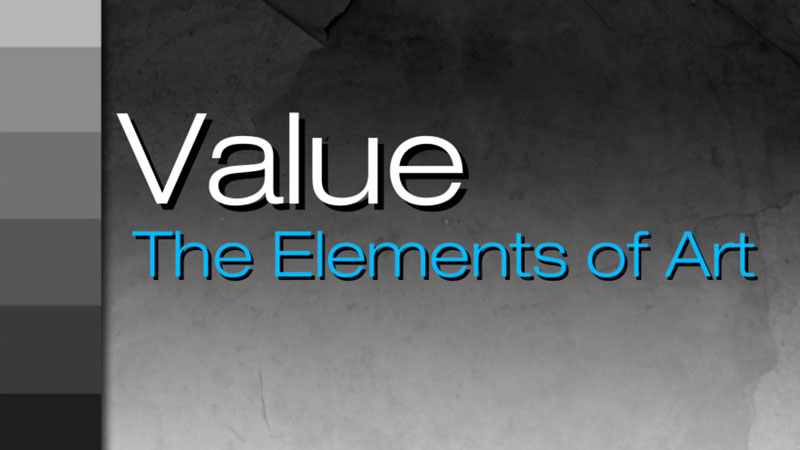 Value - The Elements of Art