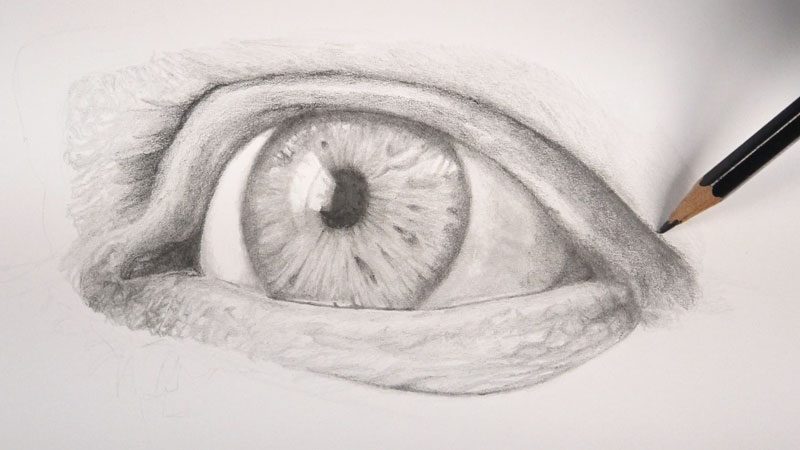 Developing the values around the eye