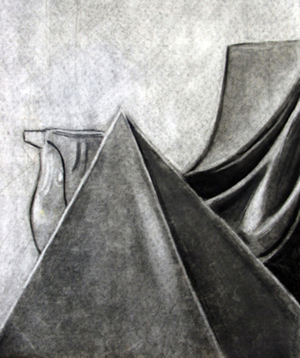 Charcoal Rendering Example