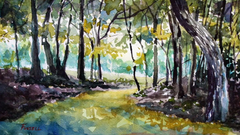 12 Watercolor Painting Tips