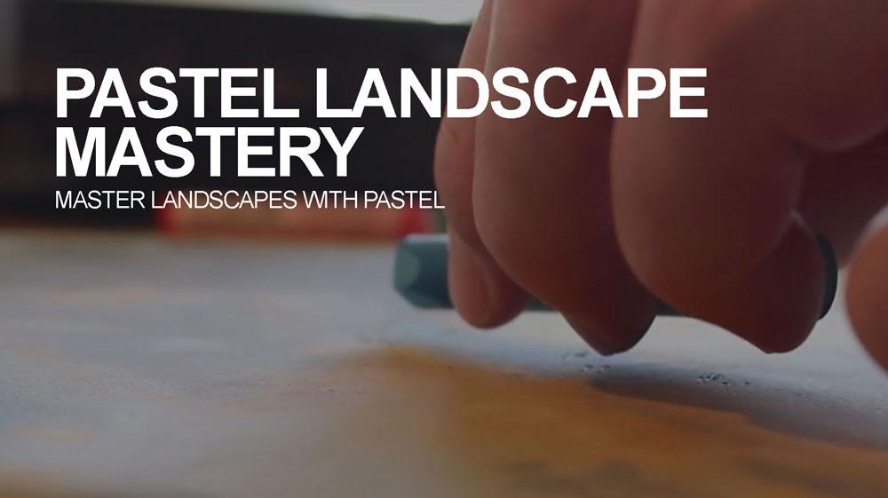 Pastel Landscape Course