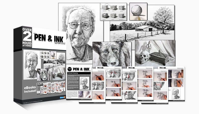 Pen and Ink Course