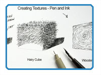 Pen and Ink Textures