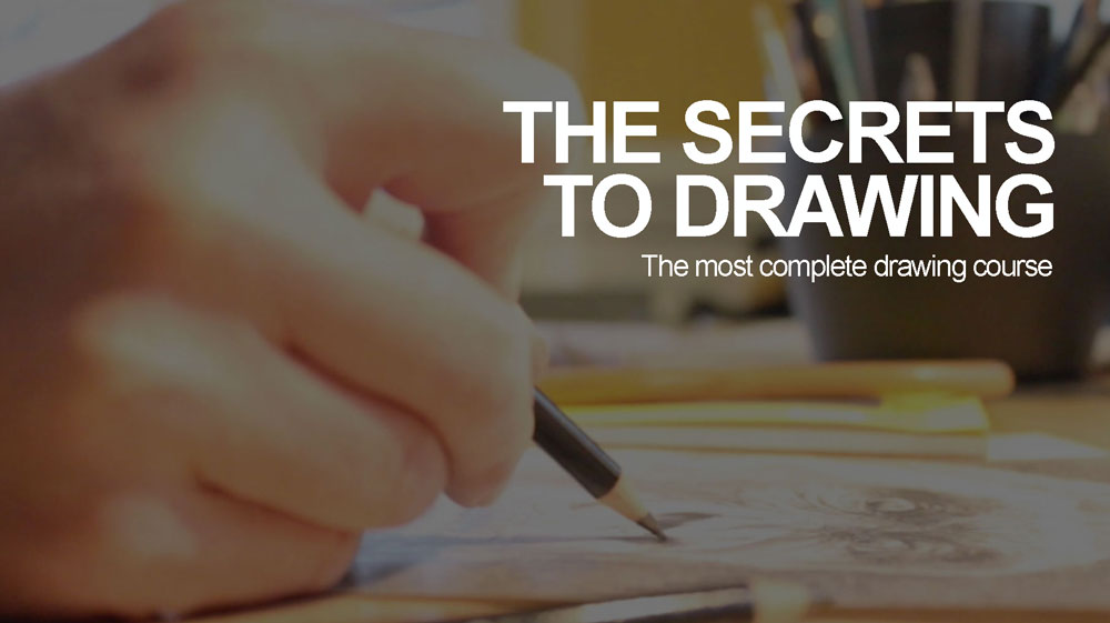 The Secrets to Drawing Course