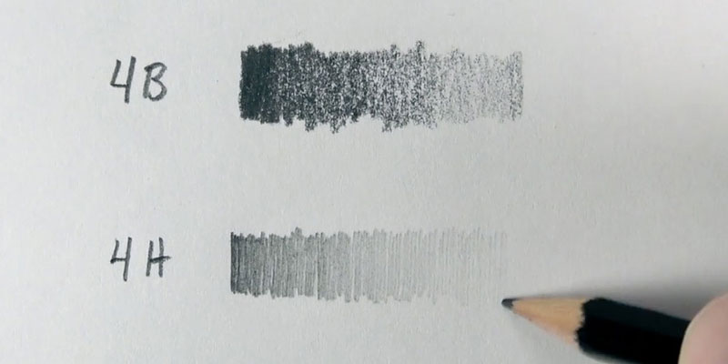 Artist Graphite Drawing Pencils What Pencils Do You Need