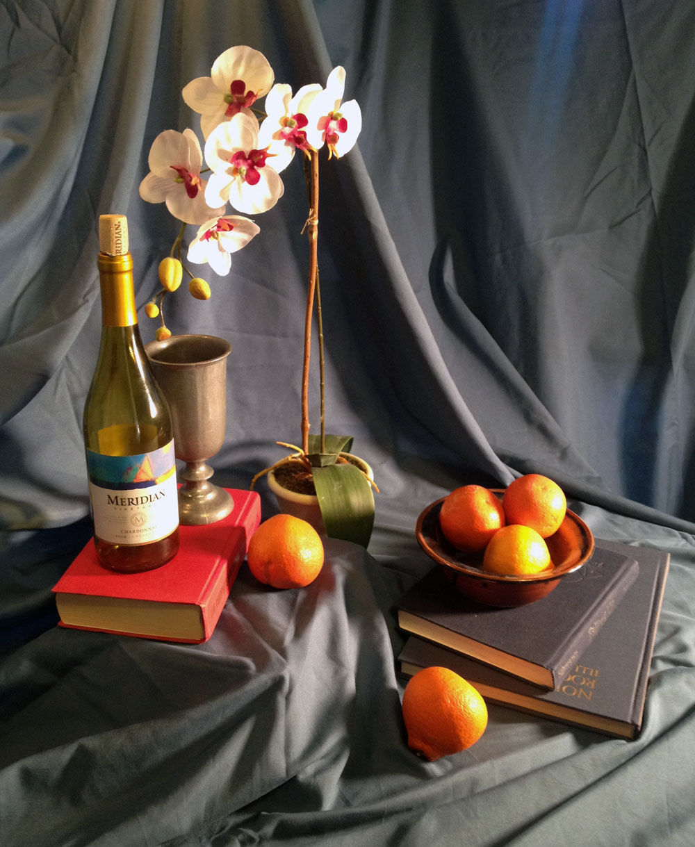 How To Draw A Still Life With Oil Pastels Podcast Number 4