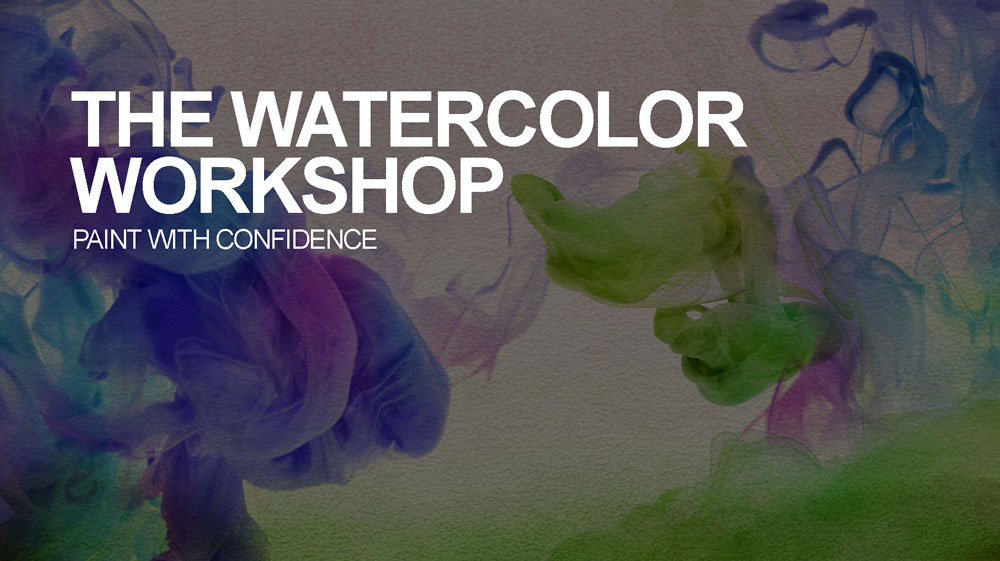 The Watercolor Workshop Course