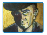 Oil Pastel Portrait Time Lapse
