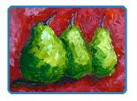 Knife Painting Acrylics