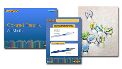 Colored Pencil Lesson Plan
