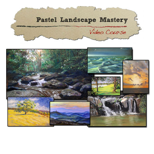 Landscape painting course