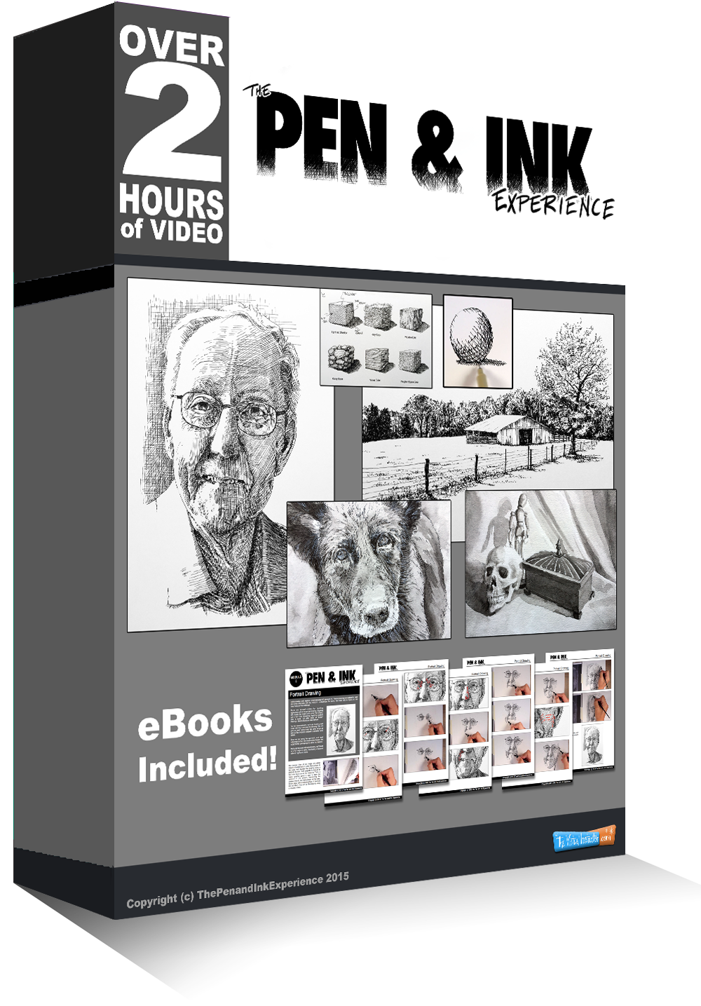 Pen and Ink Drawing Course