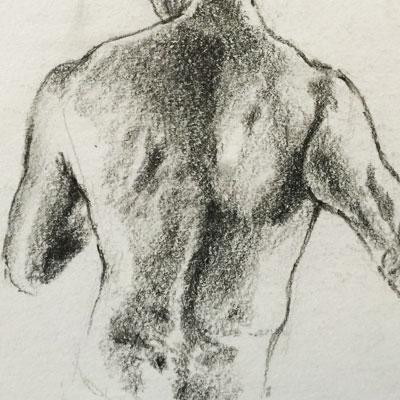 Muscle Tone Graphite