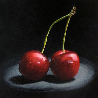 Acrylic Cherries