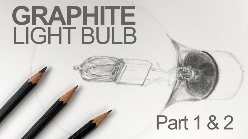 Graphite Drawing Lesson Series