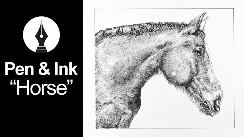 Pen and Ink Lesson Series