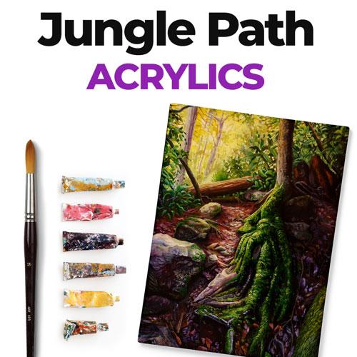 Jungle Path Course