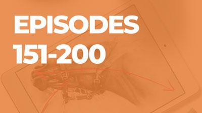 Archives episodes 151-200