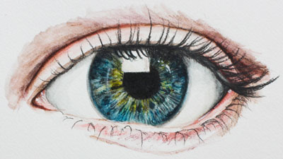 How to draw with Graphitint pencils