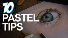 Pastel Drawing Tips