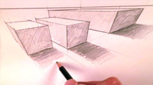 Three Point Perspective - The Secrets to Drawing Course