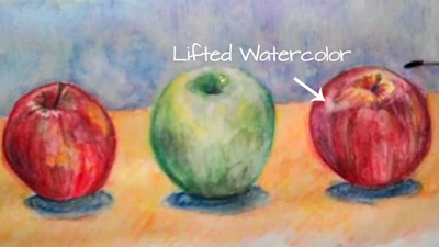 Watercolor Pencil Techniques